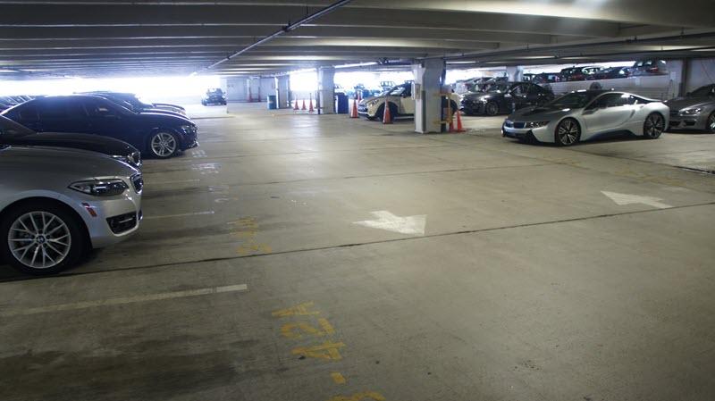 Braman-Leibowitz Parking Garage Repairs