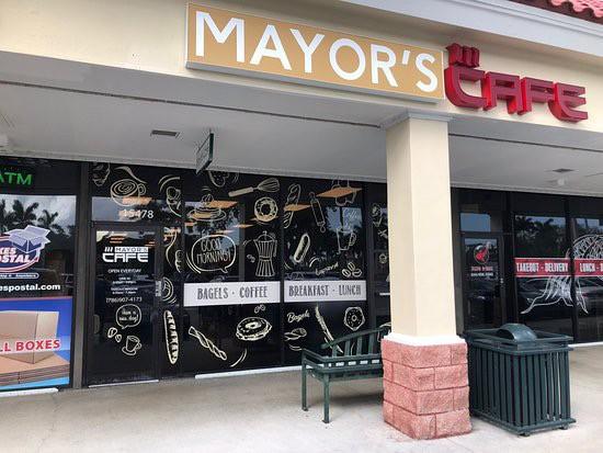 Mayor's Cafe